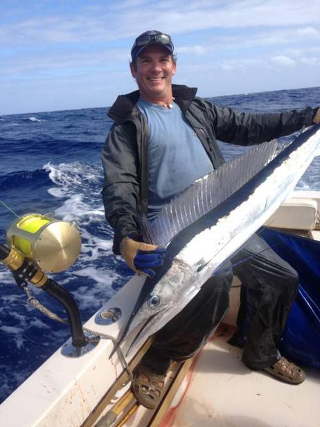 Moritz Spearfishing