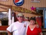 Peggy\'s on the Bayou, Richard & Peggy Albair