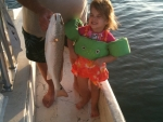 Riley Ann Sablatura, nice Redfish